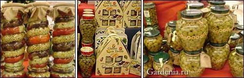 Маринованные деликатесы в подарочной упаковке
